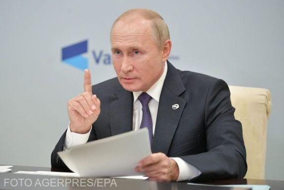 Putyin parazitákat hívott)