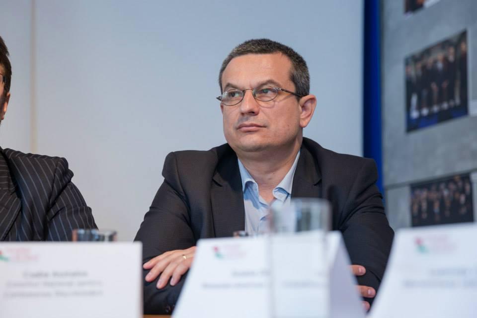 Asztalos Csaba, az Országos Diszkriminációellenes Tanács elnöke