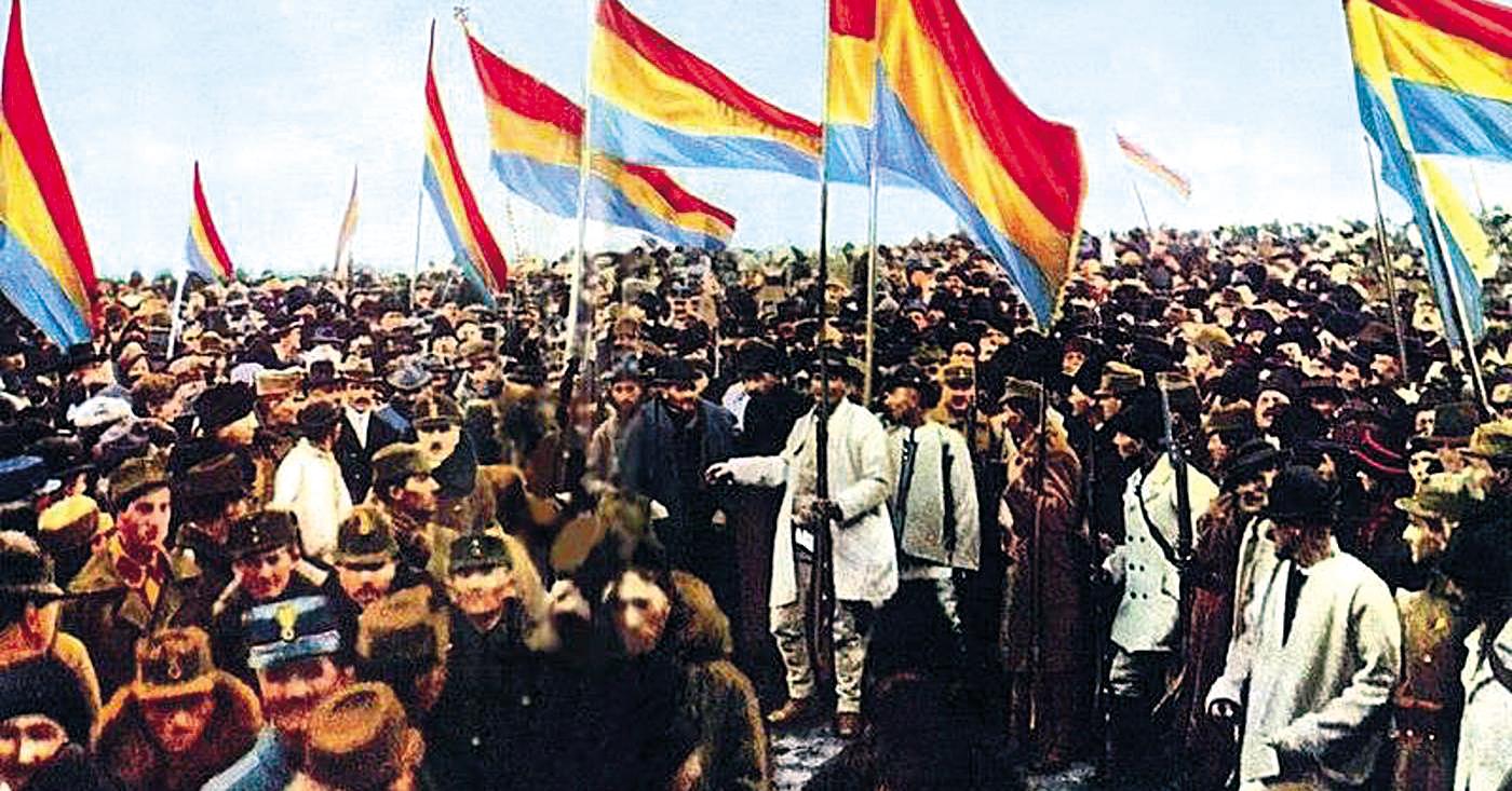 A gyulafehérvári román nemzetgyűlés