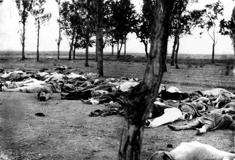 Lelőtt áldozatok | Forrás: Wikipédia