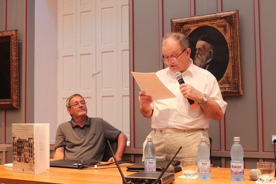 Kovács András művészettörténész | Fotó: Horváth László