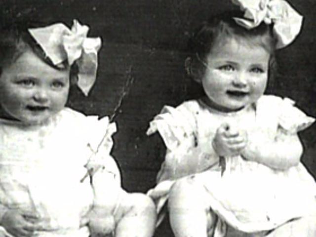 Éva és Miriam | forrás: CANDLES Múzeum