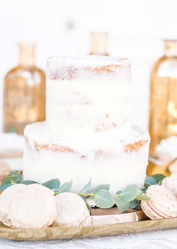 4fdef3c4fd Ilyen lesz 2019-ben a trendi menyasszonyi torta