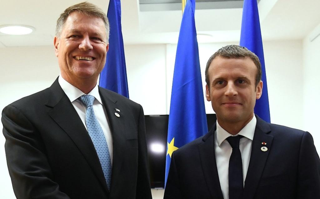 Tovább mélyítik a román-francia stratégiai partnerséget