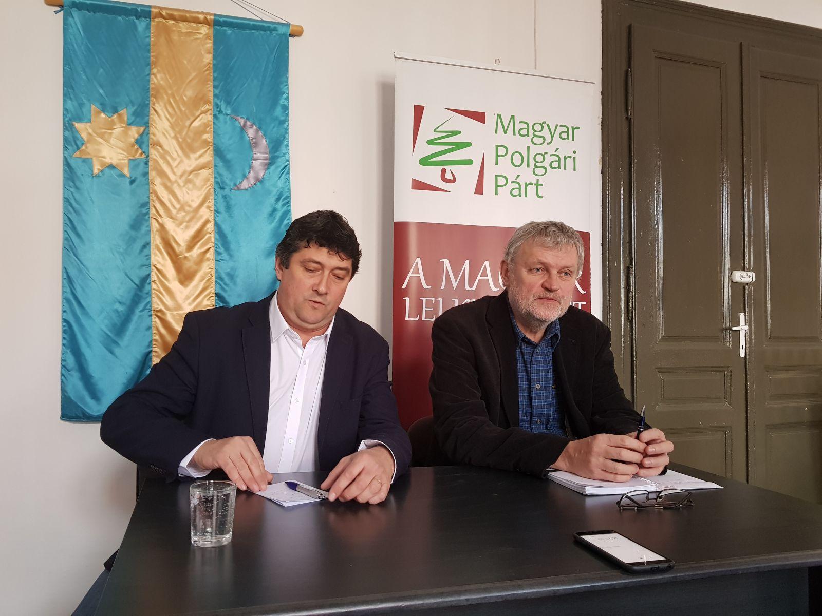 Támogató aláírásokat gyűjt az MPP a Dan Tanasă elleni panaszhoz