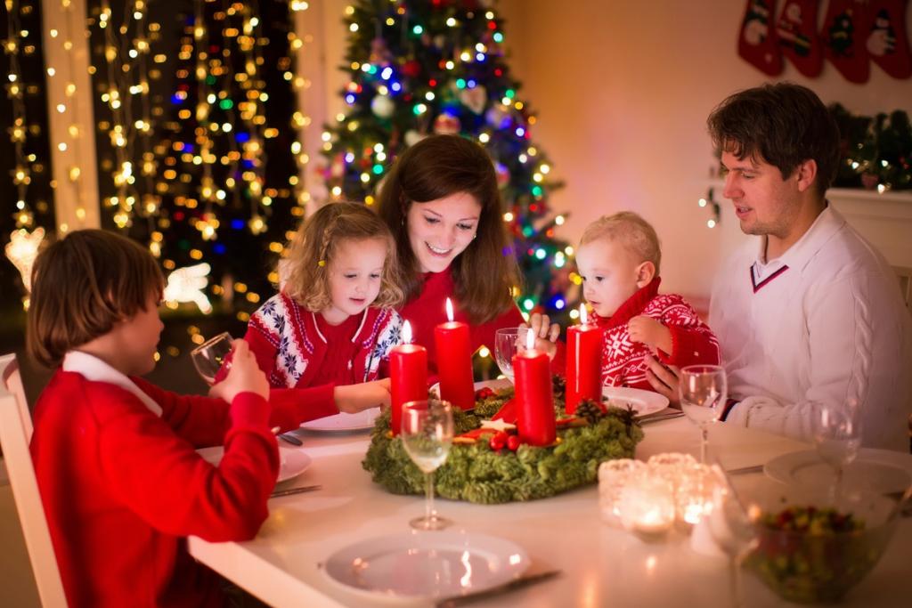 Igazi a karácsony, ha együtt a család