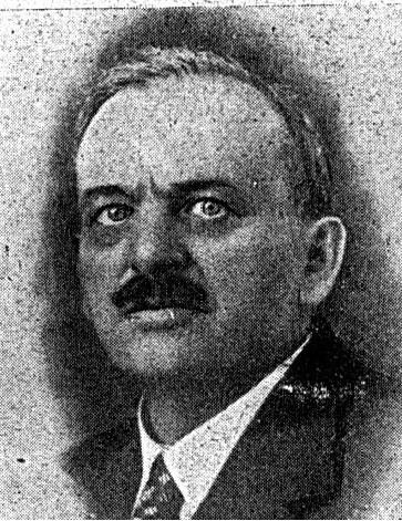 Augustin Ferentiu, Szatmárnémeti első román polgármestere | Forrás: Trianon 100.hu