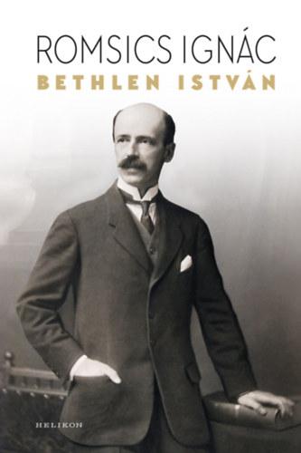 A Bethlen Istvánról szóló könyv borítója
