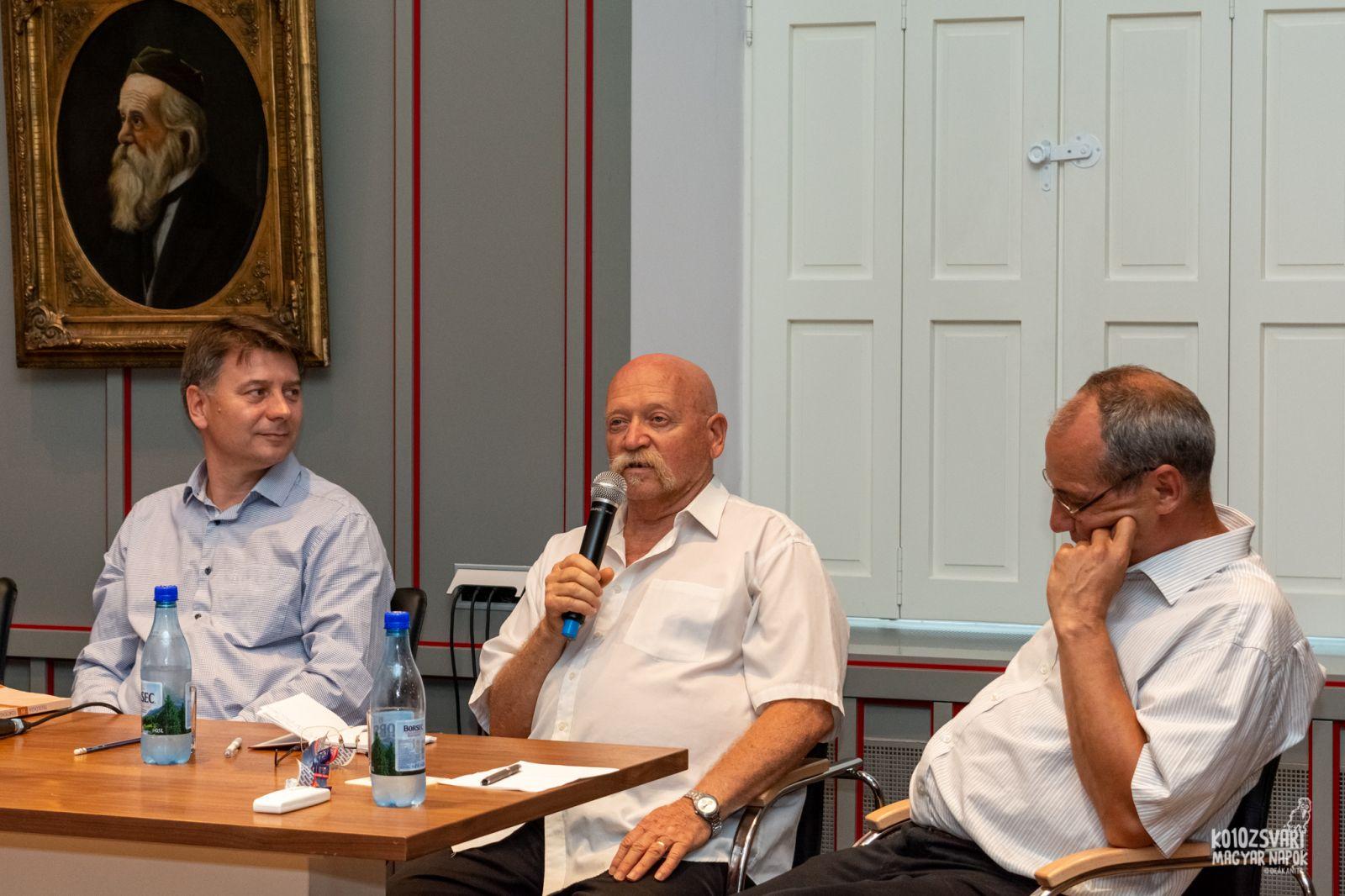 Nagy Mihály Zoltán, Molnár jános és Kovács István