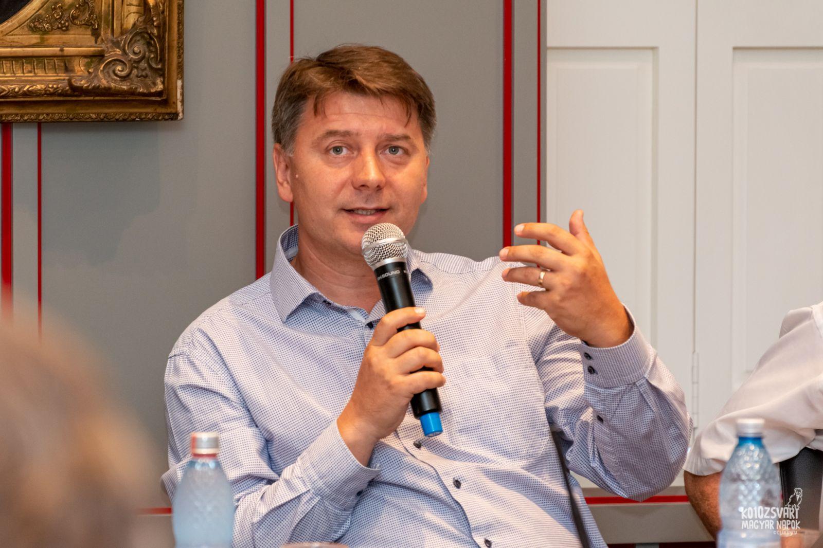 Nagy Mihály Zoltán levéltáros-történész