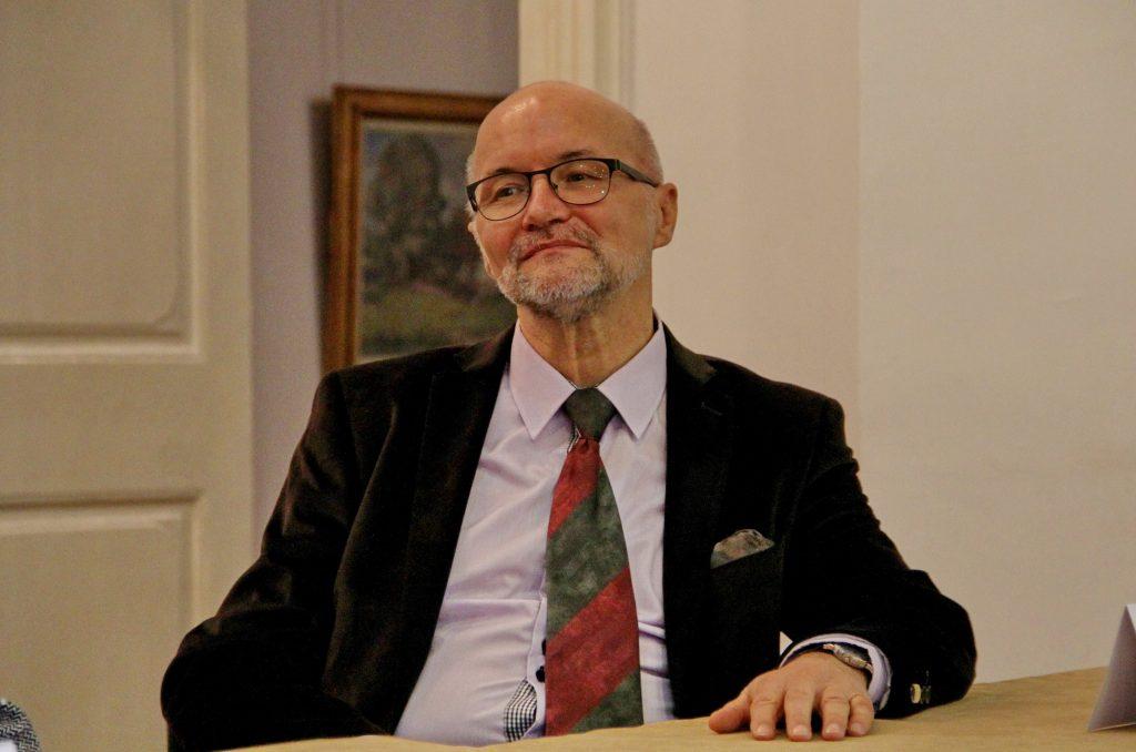 Lucian Nastasă-Kovács, a Művészeti Múzeum igazgatója
