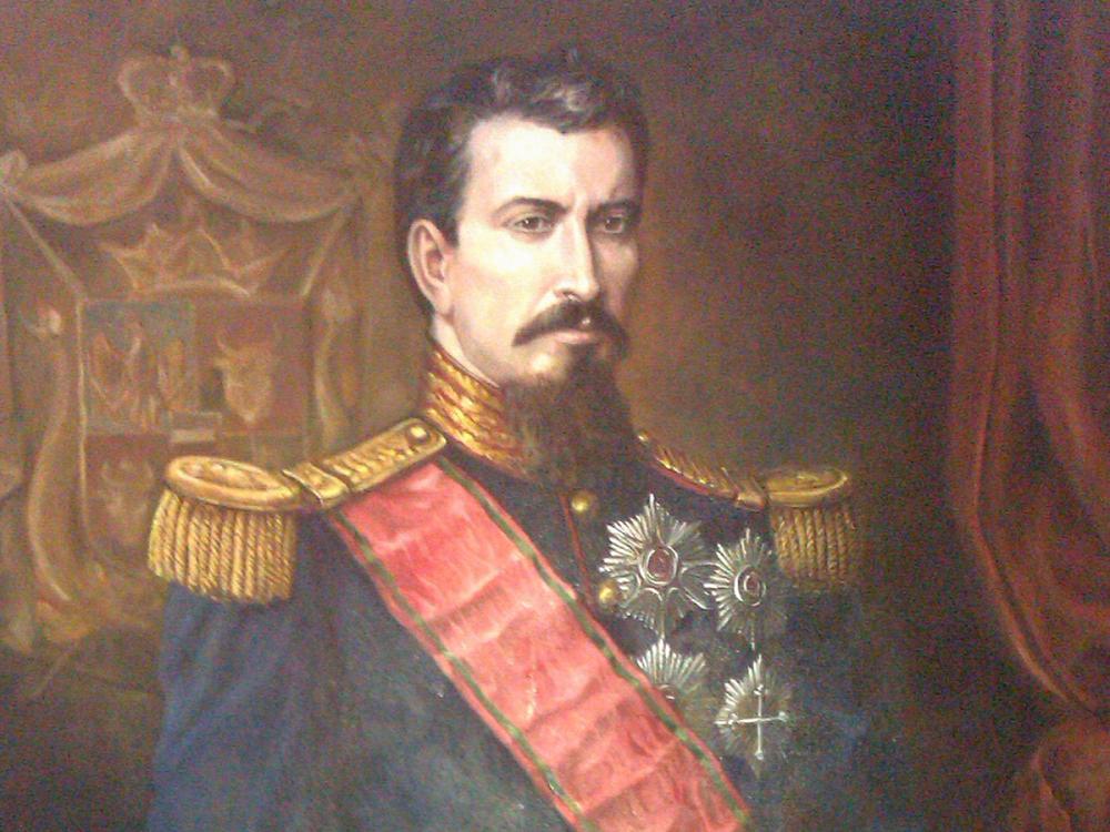 Alexandru Ioan Cuza, az egyesített román fejedelemségek uralkodója