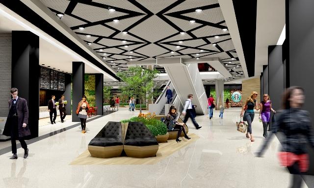 9572e976888f ... hogy a tervek szerint a bevásárlóközpont jövő év végére készül el, az  épület felső emeletét elfoglaló 320 lakásos lakópark pedig jövő év  szeptemberében.