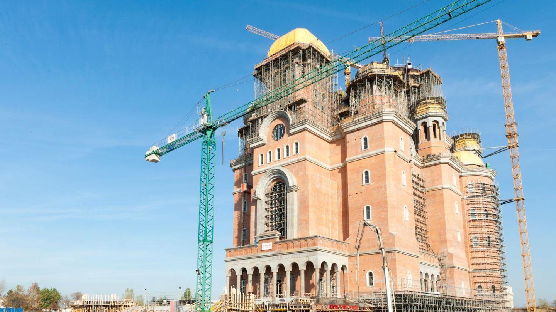 Vasárnap szentelik fel a Nemzet Megváltásának Katedrálisát, máris baj van miatta