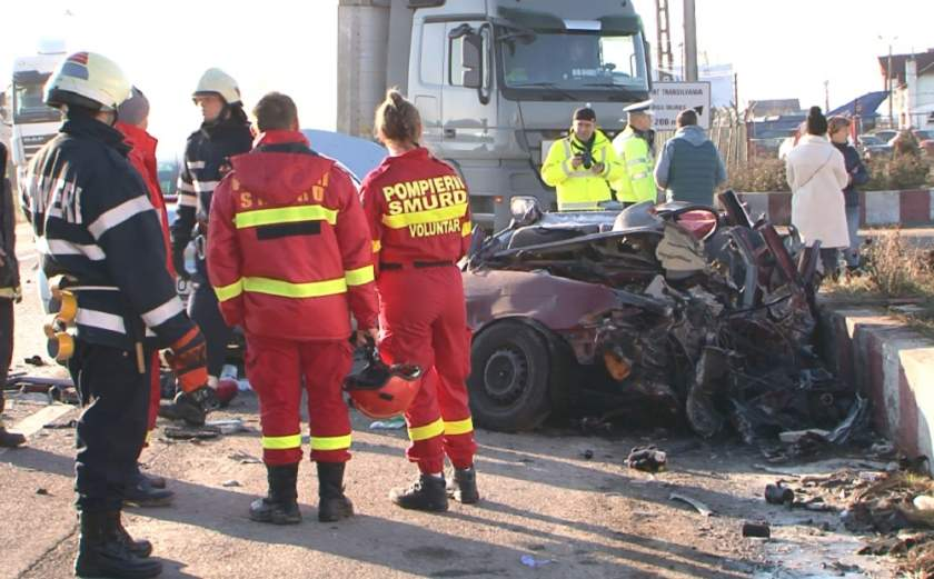 Kolozs megyei rendszámú autót vezető nő vesztette életét egy Maros megyei balesetben