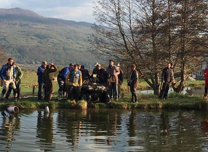 Holtan találták meg egy tóban a Szovátáról eltűnt férfit