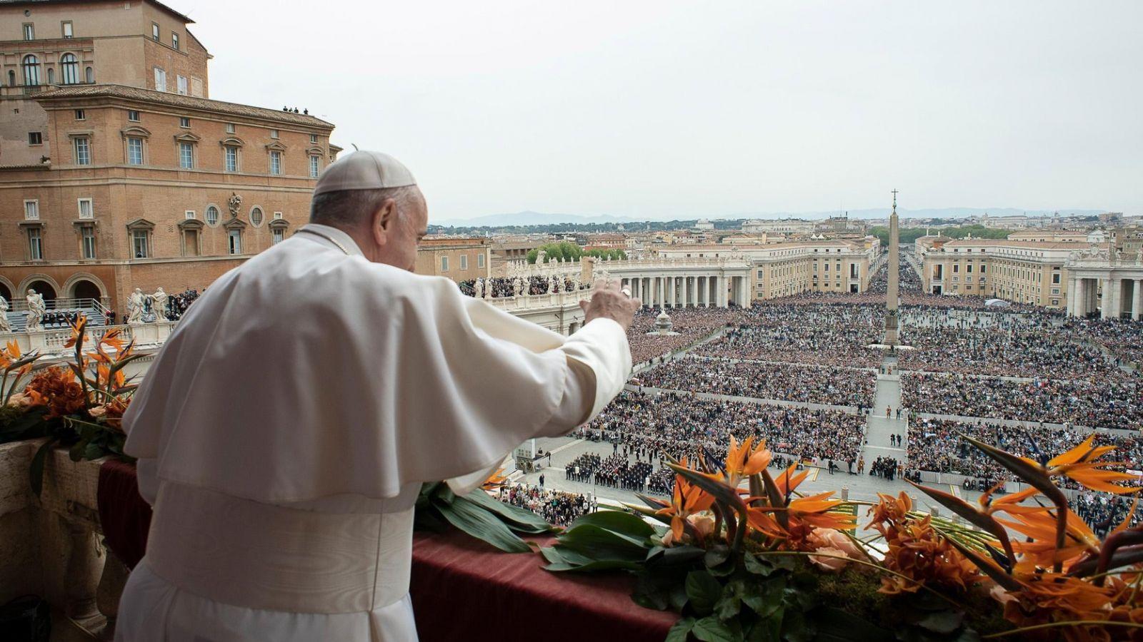 Ferenc pápa: mindenkinek el kell ítélnie a terrorcselekményeket