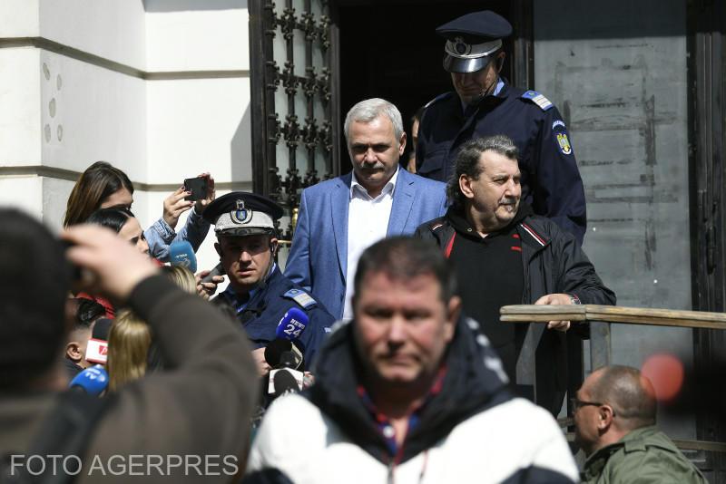 Dragnea nem szabadul, le kell töltse a börtönbüntetést