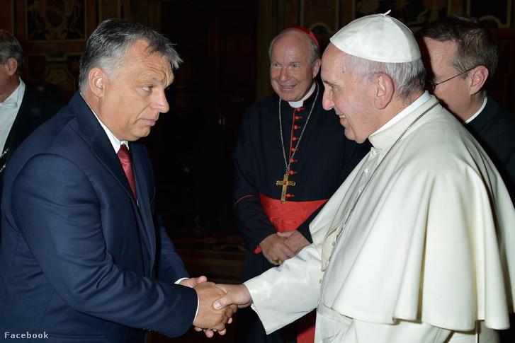 Adevărul: Orbán Viktor fogadja majd Ferenc pápát Csíksomlyón