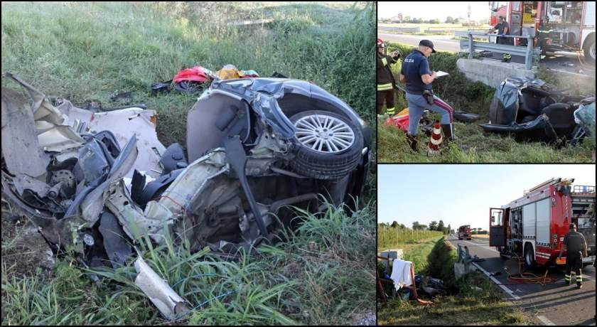 Brutális balesetben négy román állampolgár halt meg Olaszországban