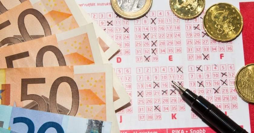 Kománfalvi lottózó lett egymillió euró nyertese
