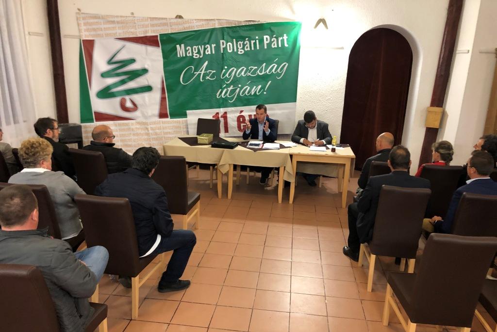 Lemondott az MPP két alelnöke a belső viszályok miatt