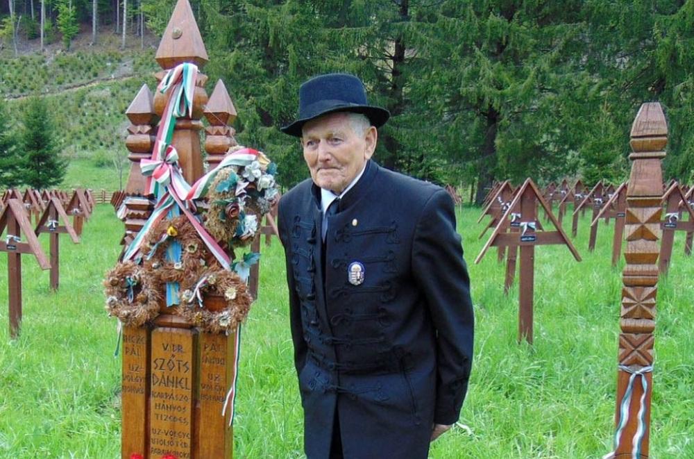 """""""Beült a fecskefészekbe a román!"""" – a 95 éves úzvölgyi veterán véleménye"""
