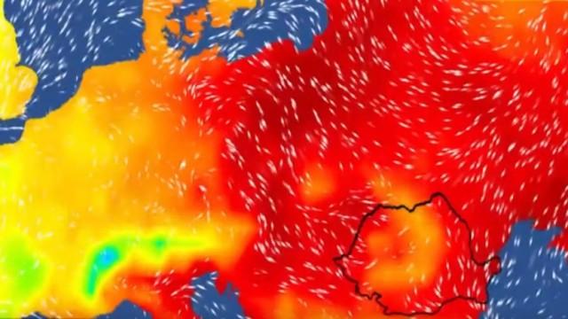 Készüljön fel: Egy afrikai migráns hőhullám akár 40 fokos hőérzetet hoz a következő napokra