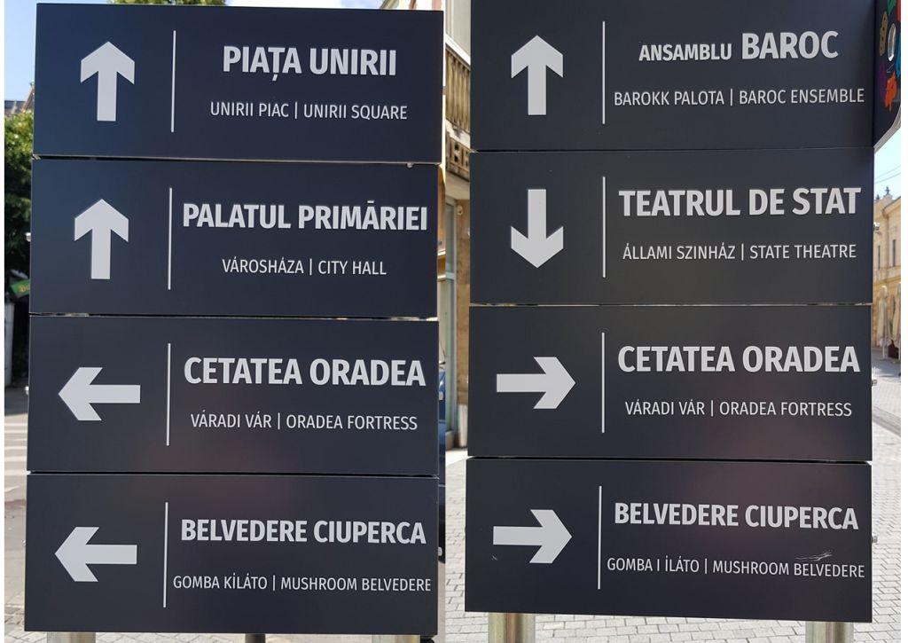 Gyalázatos magyar fordítás Nagyváradon – az RMDSZ a Néppárt alelnökét hibáztatja