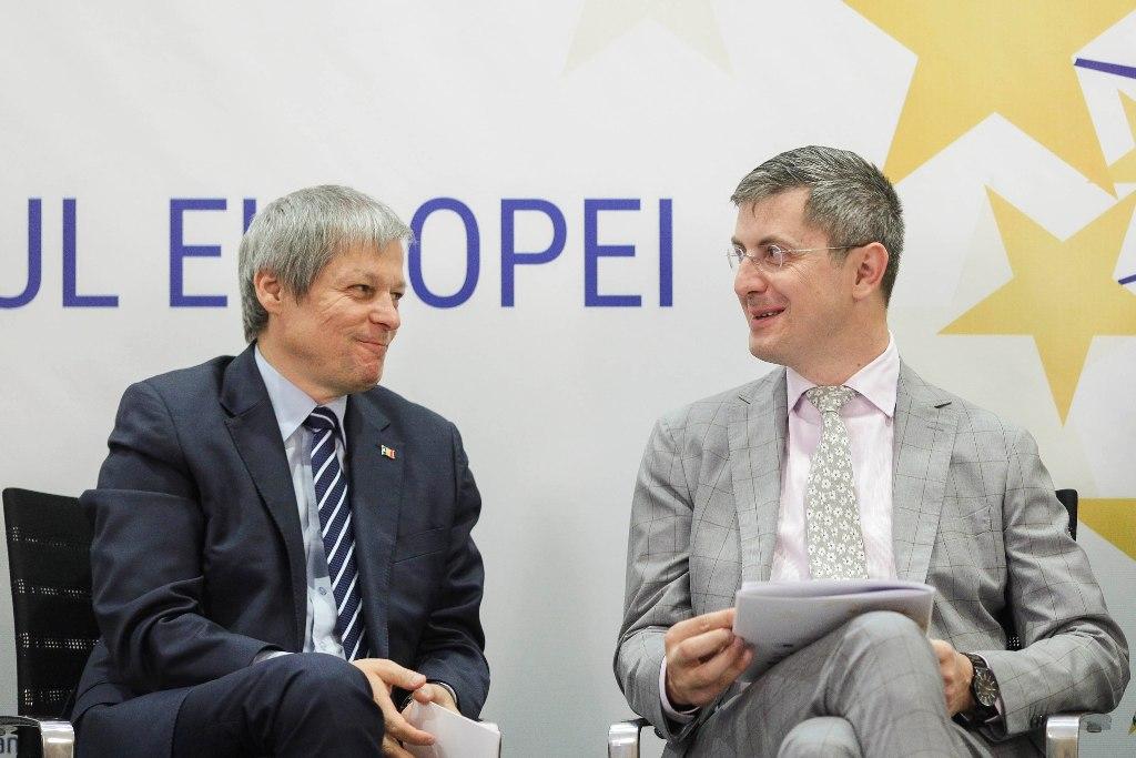 Dan Barna nem zárja ki, hogy az USR Dacian Cioloşt támogassa az államfőválasztáson