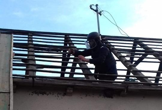 Van még muníció Székelyföldön: támadó gránátokat találtak egy parajdi ház padlásán