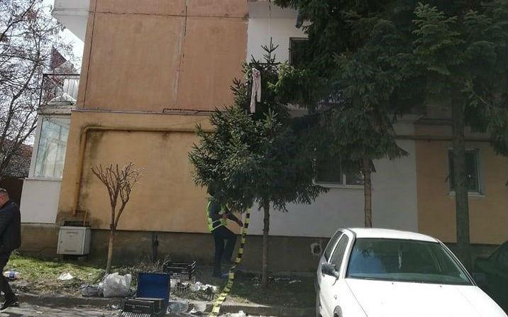 Tragédia Sepsiszentgyörgyön: kiugrott lakása ablakából egy nő