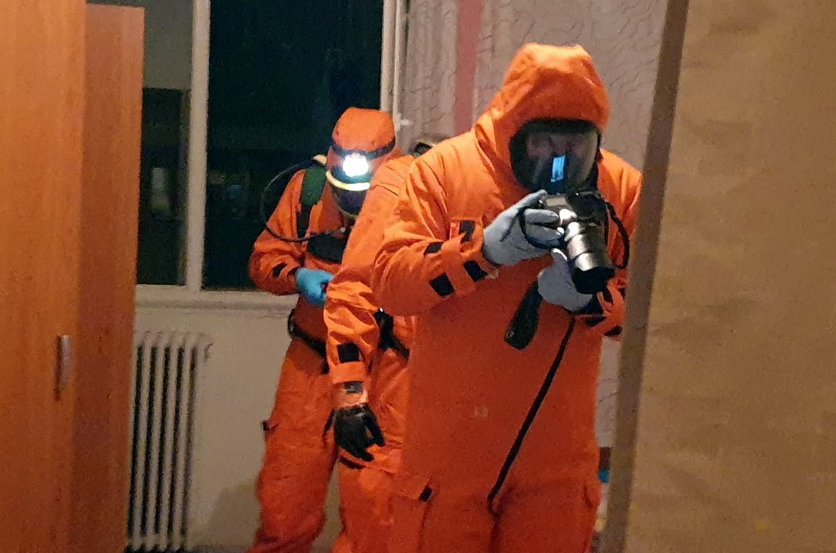 Tizenheten kerültek kórházba abból a tömbházból, ahol két gyermek és egy anya meghalt mérgezés miatt