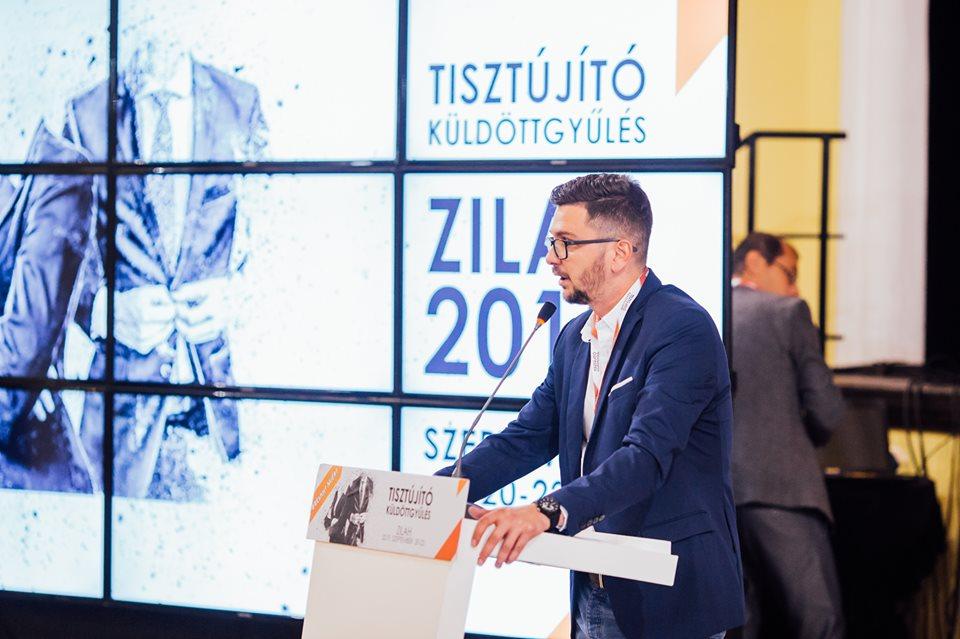 Oltean Csongor maradt a MIÉRT elnöke