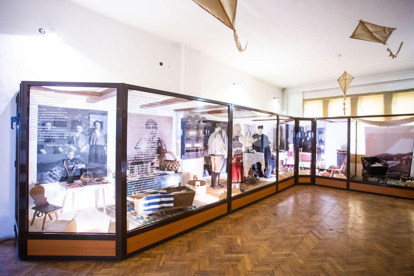 A Székely Nemzeti Múzeum belső tere | Fotó: Kocsis B. István