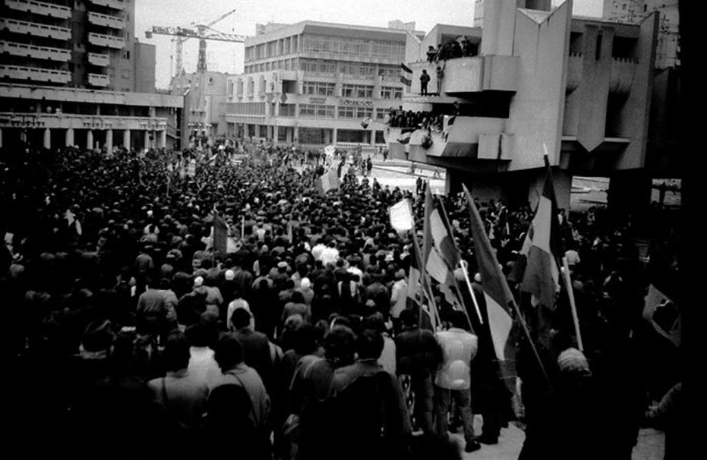 1989. decemberi napok Szatmárnémetiben | Fotók: Danila Zoltán