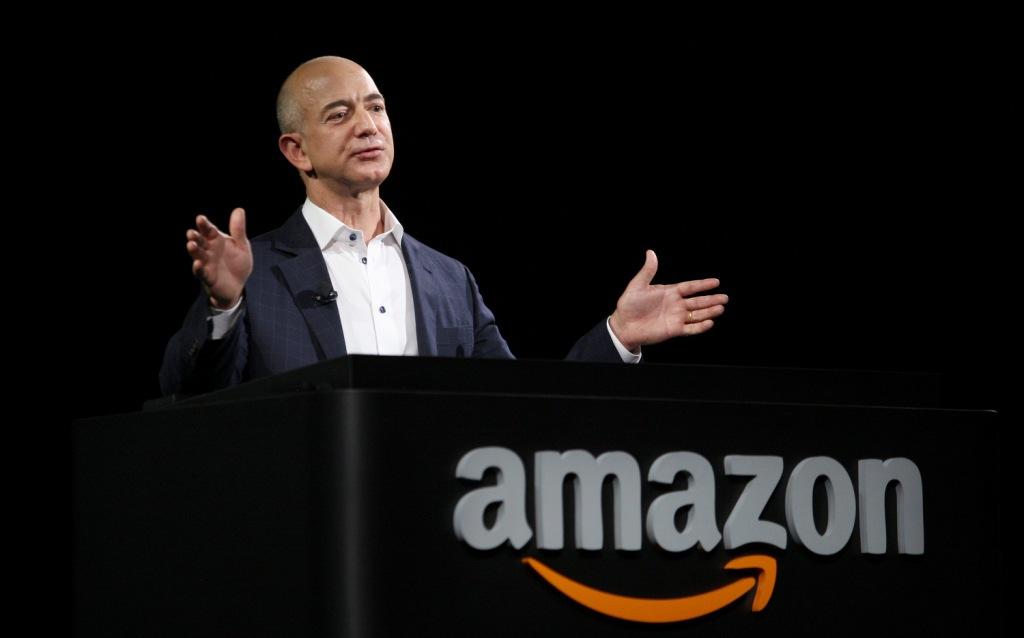 Jeff Bezos   Fotó forrása: technobugg.com