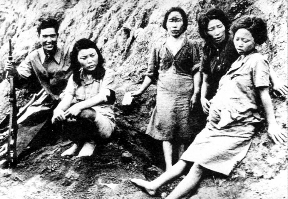 Ázsiai szex rabszolgák