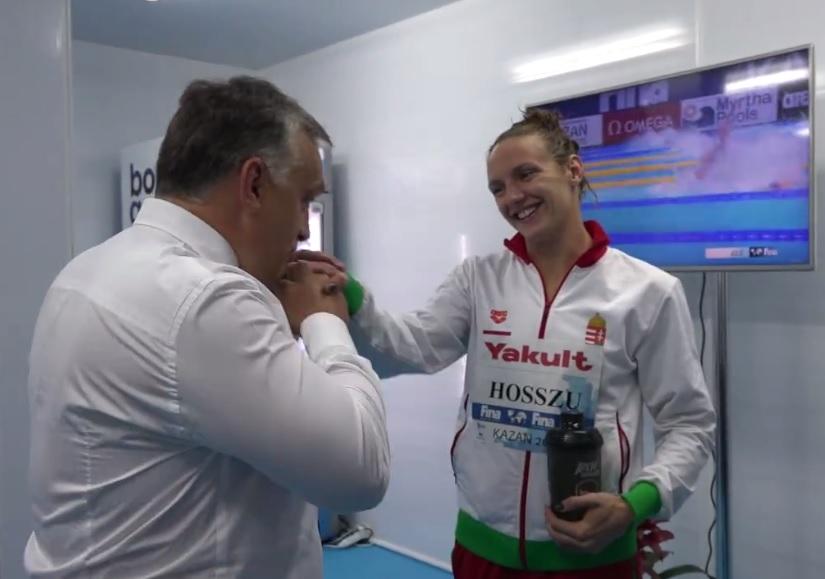 Image result for Katinka Orbán