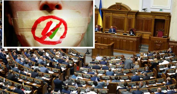 A magyar külügy szerint az új ukrán nyelvtörvény sérti a nemzetiségek jogait