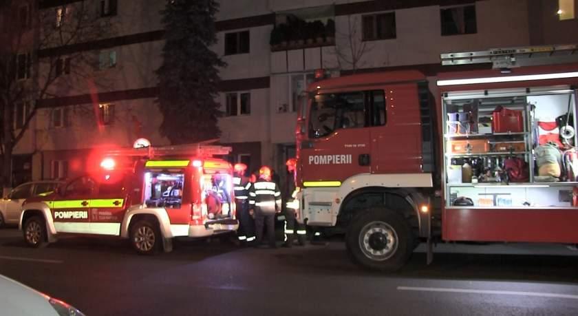 Felgyújtotta a lakását egy férfi, mert a válás következtében a felesége tulajdonába került