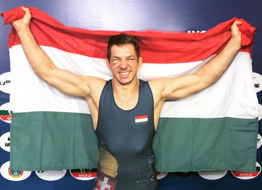 Birkózó-vb: Lőrincz Tamás világbajnok 77 kilóban