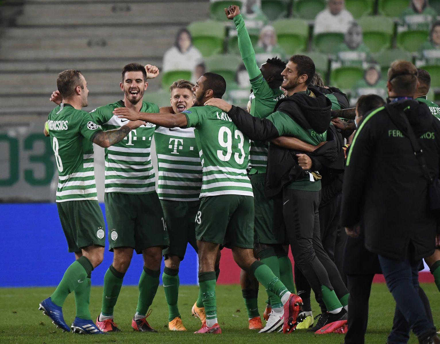 BL-selejtező: huszonöt év után csoportkörben a Ferencváros