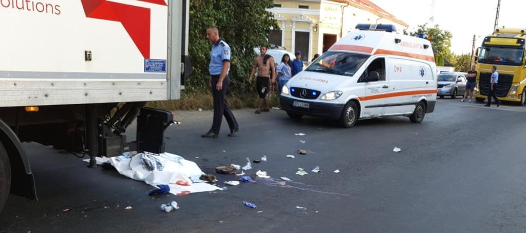 Zebrán gázolt halálra egy hatéves gyereket egy kamionos