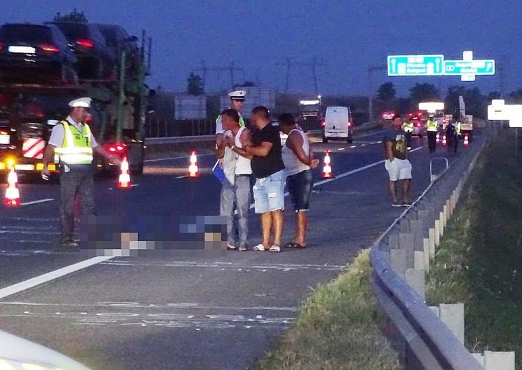 Halálra gázoltak egy román fiút az M43-ason