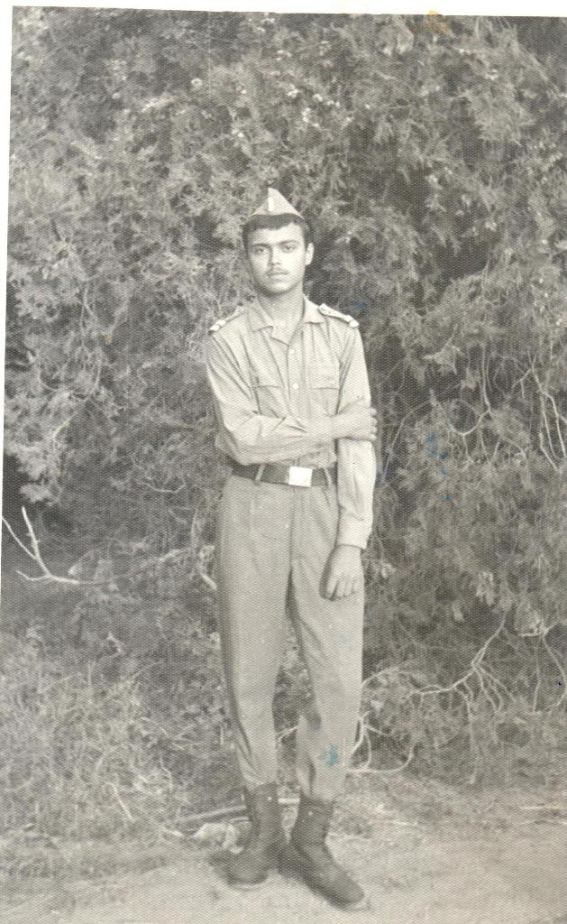 Horváth István 1985-ben Casimceán | Fotó: Facebook