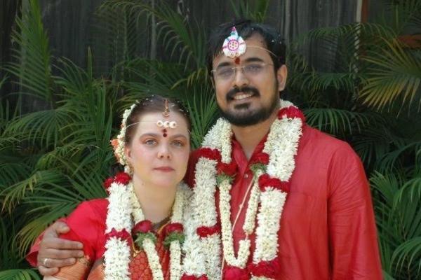 indiai házas találkozón