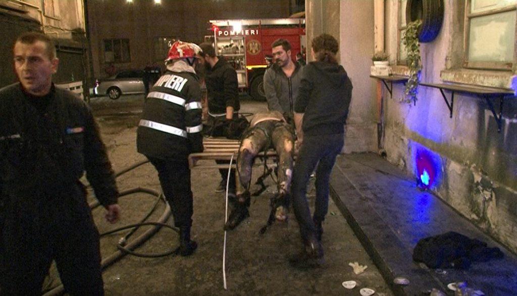Eljárás indult a Colectiv-tűzvészről előkerült felvételek miatt