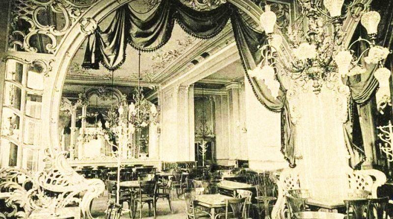 A Magyar Király, ahova Ady 1900 elején betoppan