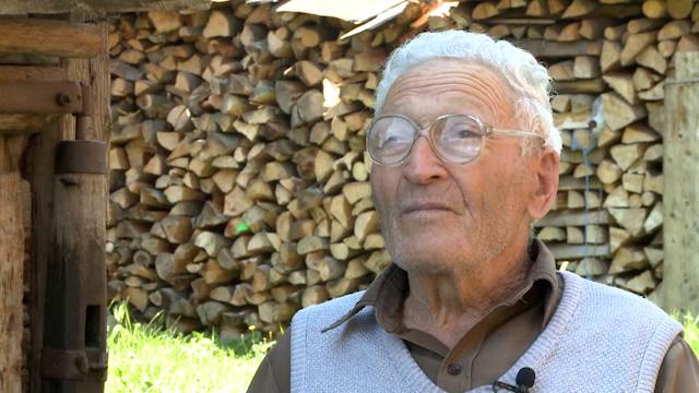 László Lőrinc bácsi, aki mindent tud Gyergyóremetéről